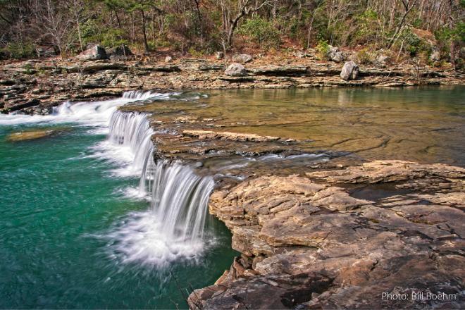 Martha's Falls by Bill Boehm