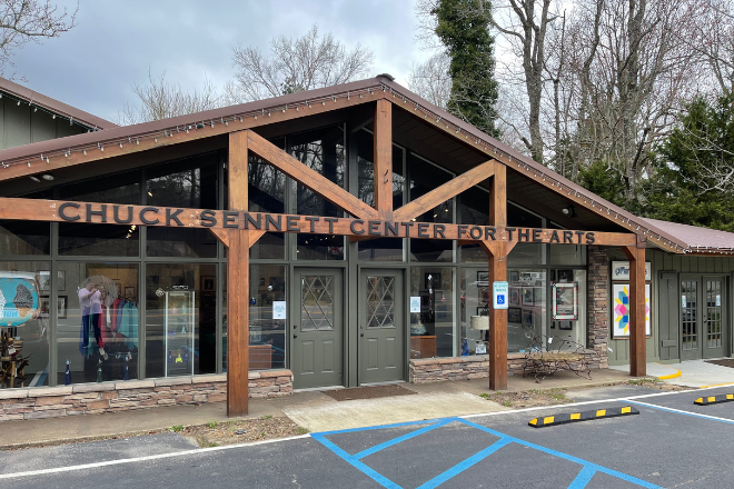 Mentone Arts Center located on Lookout Mountain