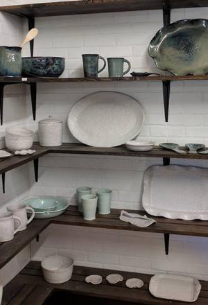 Nightingale Pottery in Mentone, Alabama