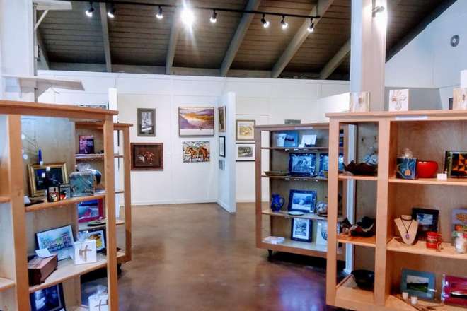 Mentone Arts Center on Lookout Mountain in Alabama