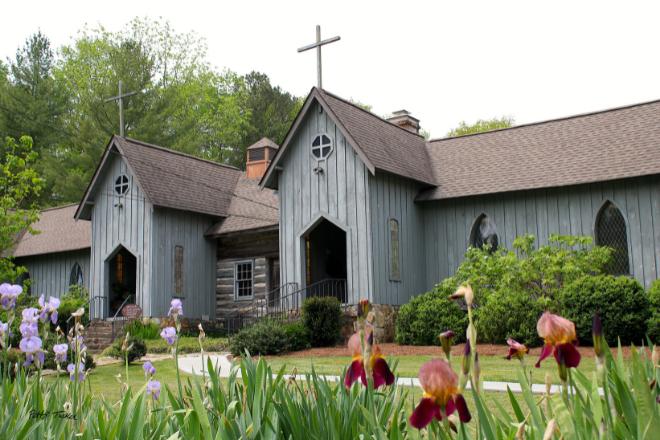 St. Joseph's Church in Mentone Alabama